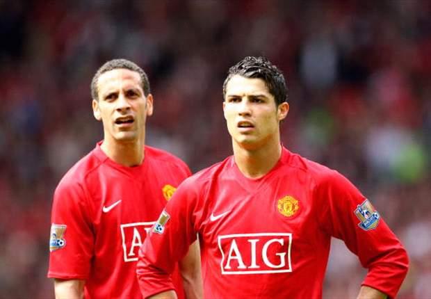 "Rio Ferdinand: ""Quise estrangular a Cristiano Ronaldo"""