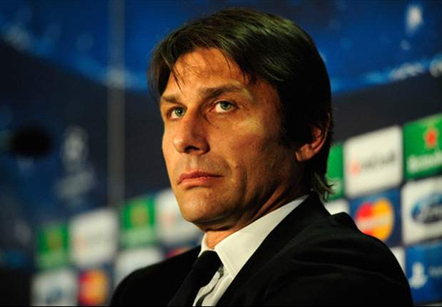 Antonio Conte Puji Striker Celtic