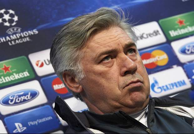 Ancelotti: It's very difficult for us to win the Champions League
