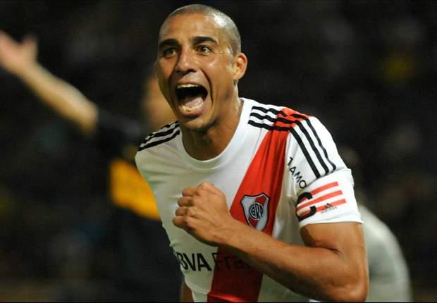 ARG, River Plate - Trezeguet heureux d'avoir marqué