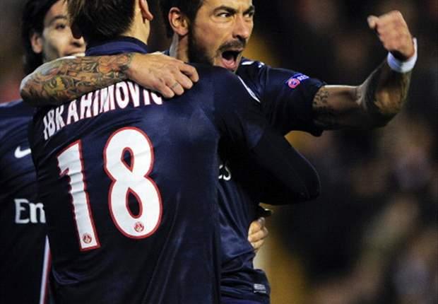 Paris Saint-Germain Buka Peluang Ke Perempat-Final