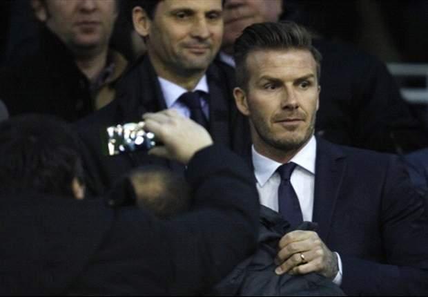 """Ligue 1, PSG - Zidane :""""Beckham va vous surprendre"""""""