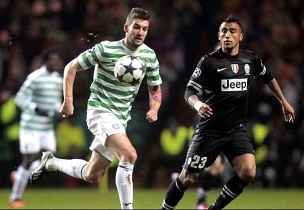 Arturo Vidal: Tidak Mudah Lawan Celtic