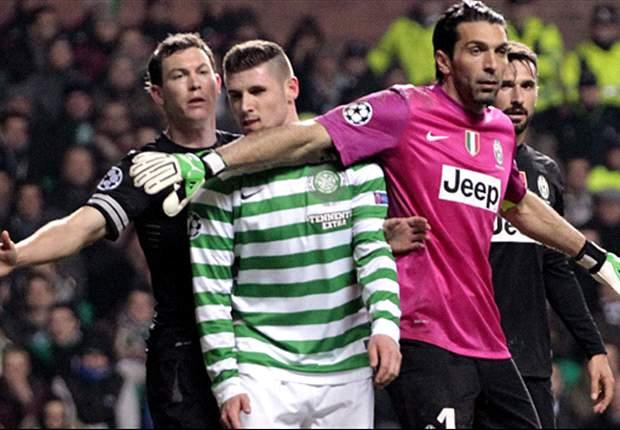 Gigi Buffon: Celtic Buat Juventus Kesulitan
