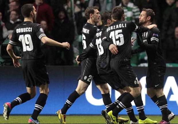 Celtic 0-3 Juventus: Parkhead silenced by ruthless Italian champions