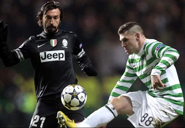 Pirlo: I'm using Liverpool defeat to prepare for Celtic