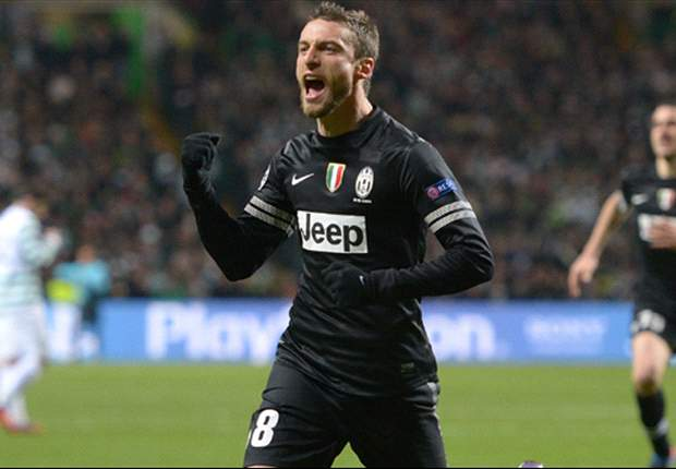 Marchisio targeting Juventus trophy double
