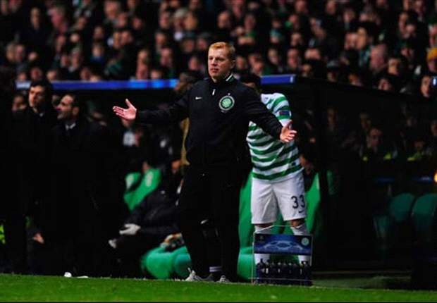 Celtic boss Lennon slams 'pro-Juventus' referee