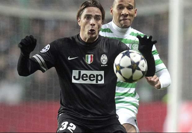 """Che notte a Glasgow per la Juventus, Matri è ancora emozionato: """"Mezzo passo è stato fatto. Roma? Vogliamo vincere"""""""
