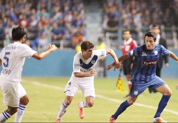 Vélez, derrotado en su debut copero
