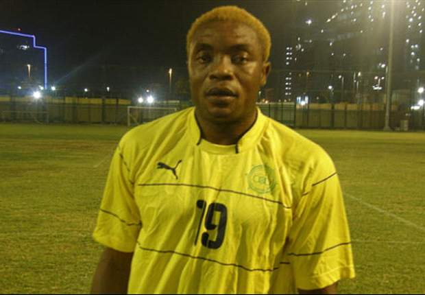 Former Liberian international Frank Seator passed away