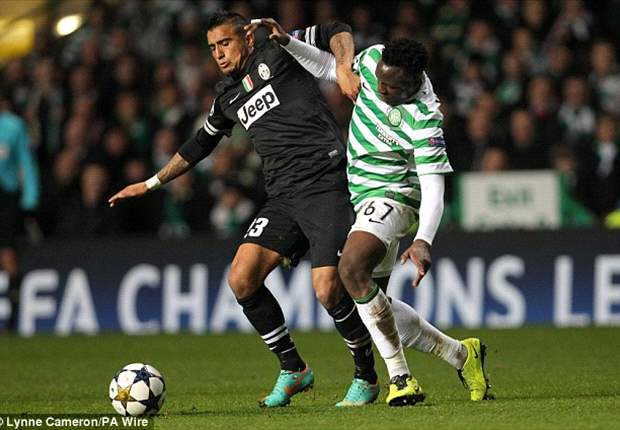 Arsenal step up Wanyama pursuit after sending a scout to Parkhead for Juventus match