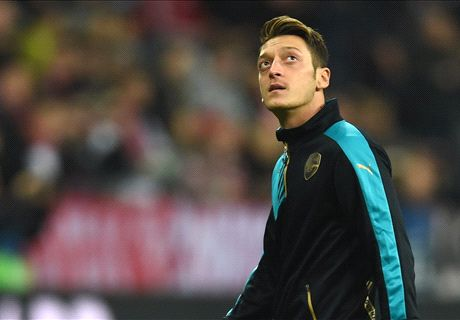 Ozil: Sometimes you're the scapegoat