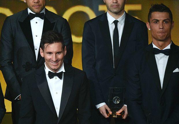 Ronaldo: Messi owes me!