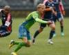 Ex-Seattle Sounders midfielder Lund training with Derry City