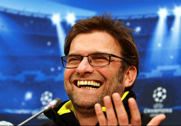 Klopp: Borussia Dortmund have slight advantage