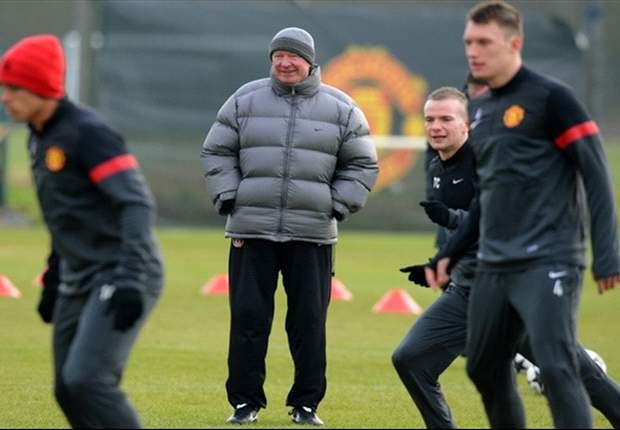 Kontra Reading, Sir Alex Ferguson Akan Turunkan Nemanja Vidic