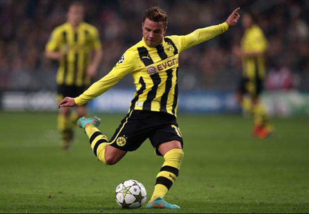 Gotze: Beating Bayern would be fantastic