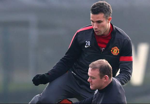 Robin Van Persie Fit Lawan Real Madrid