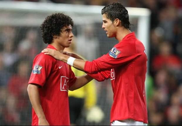 Sir Alex revela que tarefa de parar Cristiano Ronaldo será de Rafael