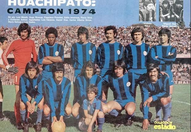 La última Libertadores de Huachipato