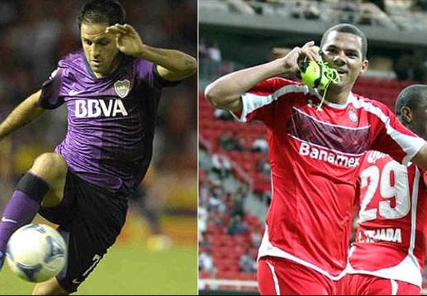 Bianchi se reencuentra con la Libertadores