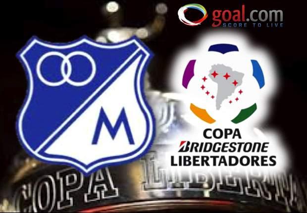 Historia Millonaria en la Copa Libertadores