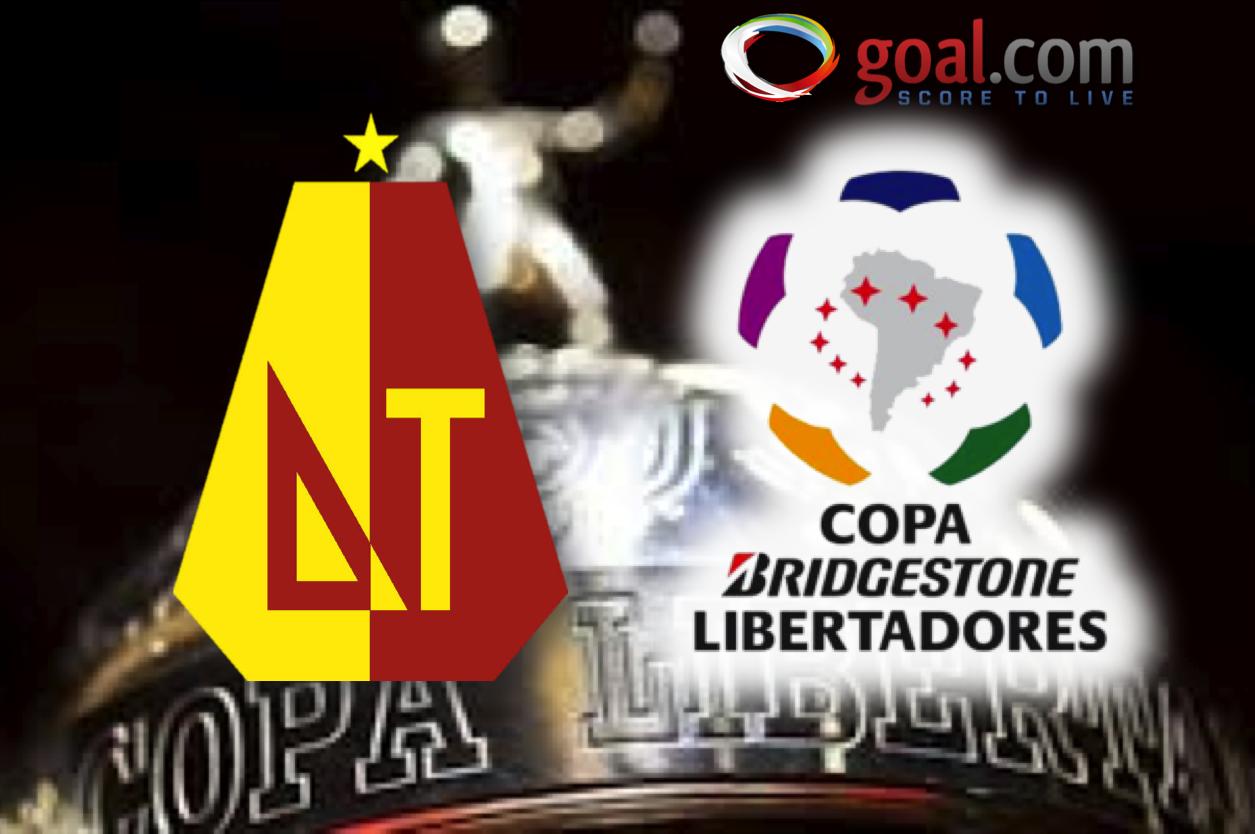 Tolima en la Copa Libertadores
