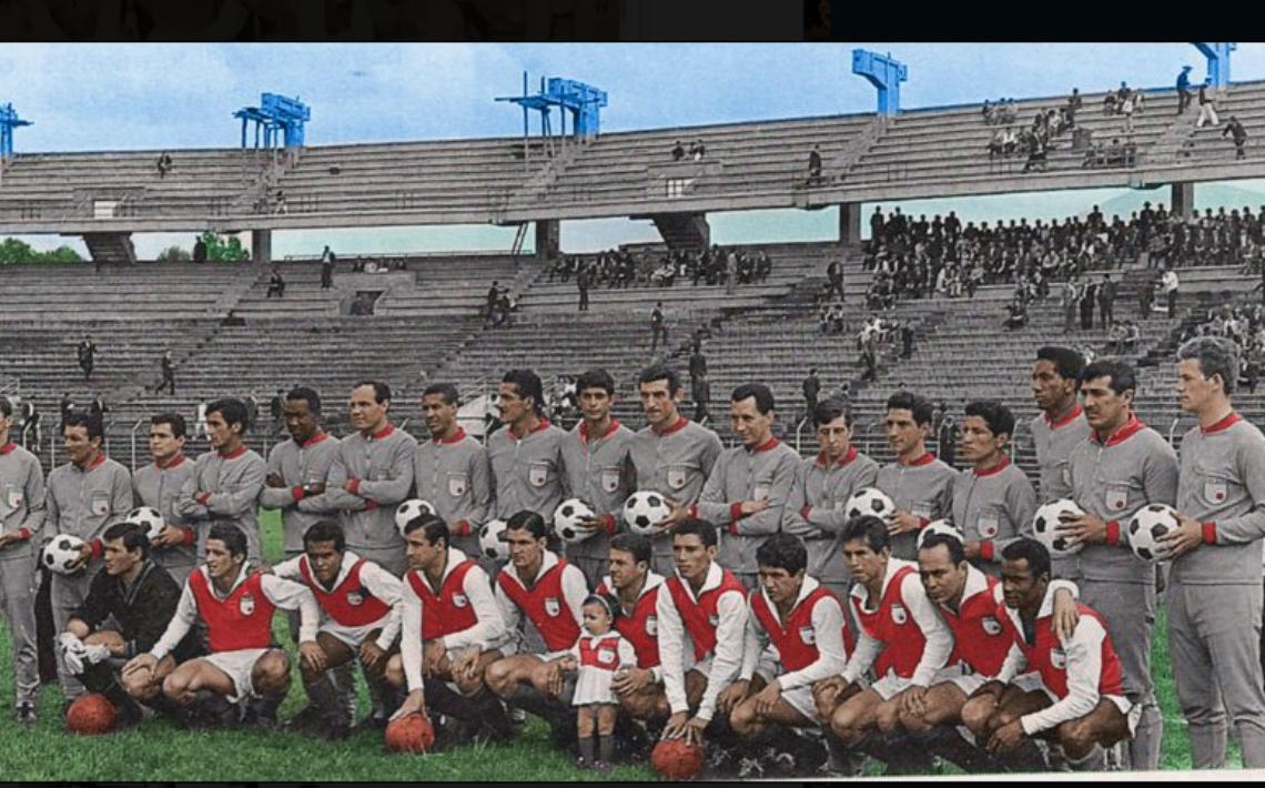 Resultado de imagen para Copa Libertadores 1967 santa fe