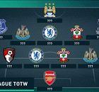EPL Team Of The Week 2015-2016 สัปดาห์ที่ 22