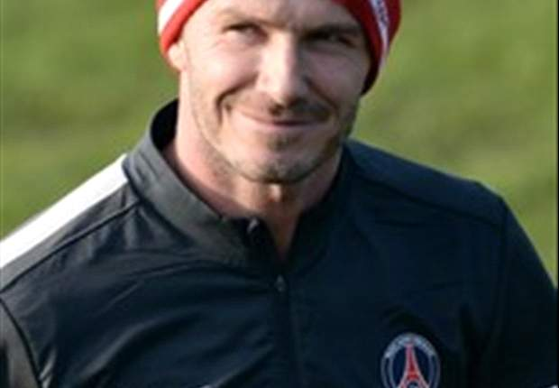 Beckham relishing 'very exciting' Classique