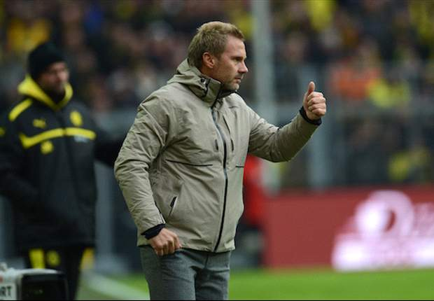 HSV-Trainer Thorsten Fink hadert mir Chancenverwertung