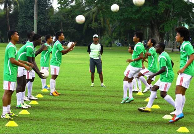 Latihan Skuat PSMS PT Liga Belum Dihadiri Pemain Lengkap