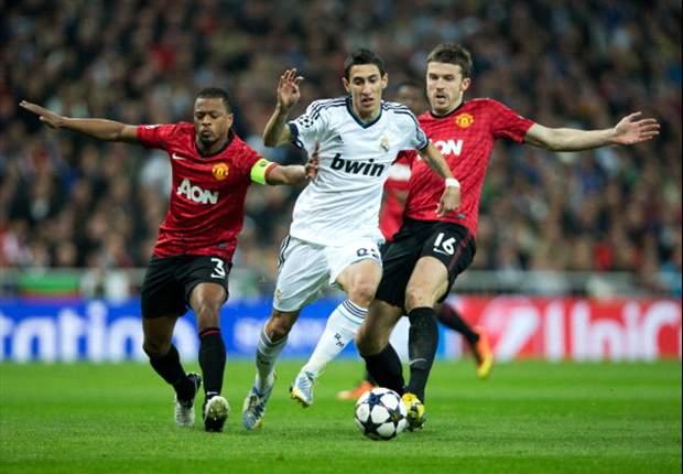 Real Madrid 1-1 Manchester United: Varane debió ser expulsado