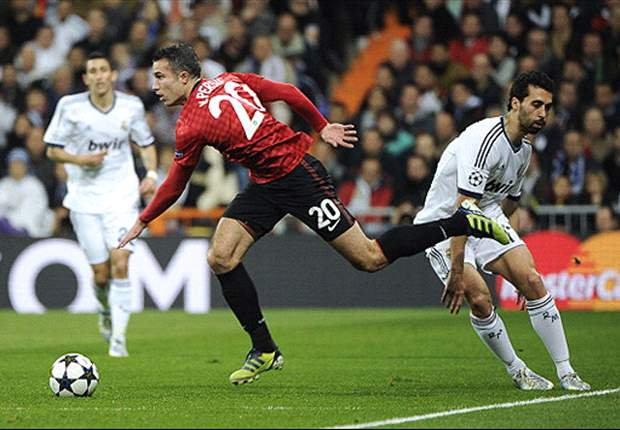 'I should have put that in' - Van Persie rues missed chance after Real Madrid draw