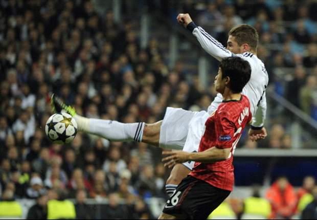 Manchester United gegen Real Madrid - Wer kommt weiter?
