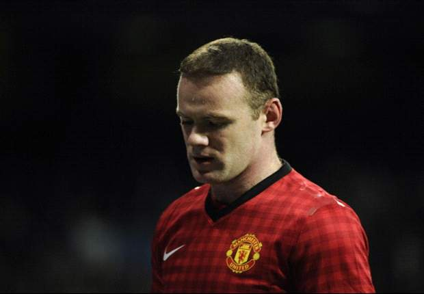 Rooney's relationship with Manchester United reaches total breakdown