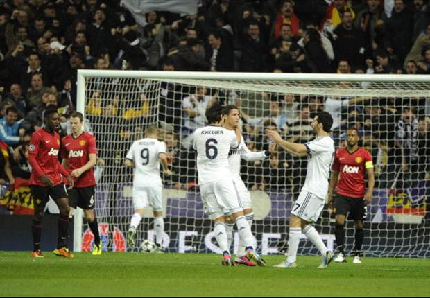 Real Madrid bezoekt Old Trafford in een flow