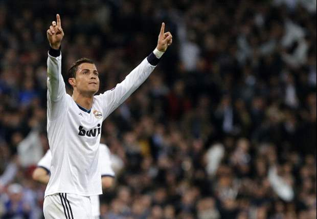 Real Madrid 1-1 Manchester United: Ronaldo leveller leaves tie perfectly poised