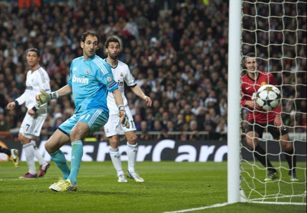 Five talking points from the first leg between Real Madrid and Manchester United