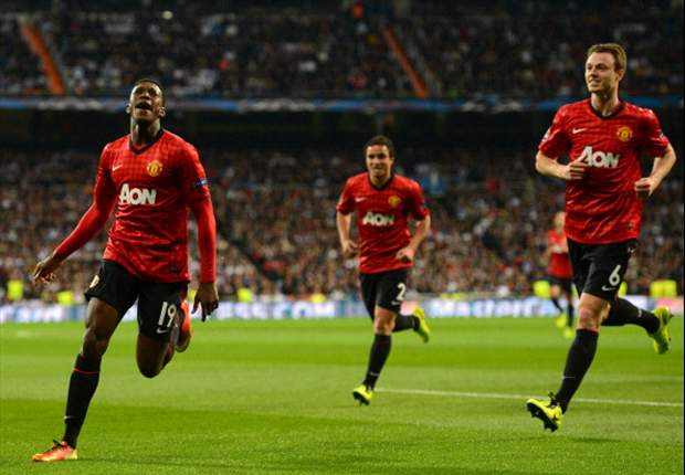 United's young guns shine in Bernabeu