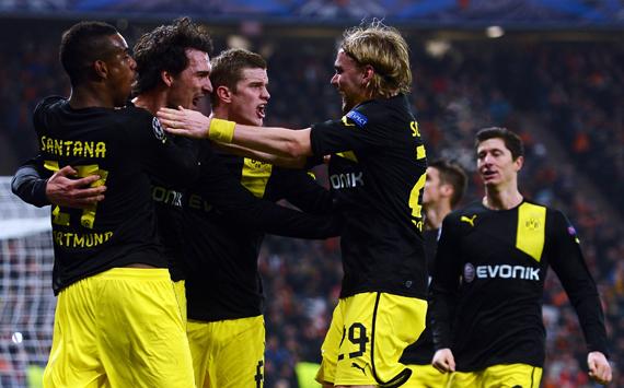 Was Borussia Dortmund aus dem Hinspiel gegen Shachtjor Donetsk lernen kann