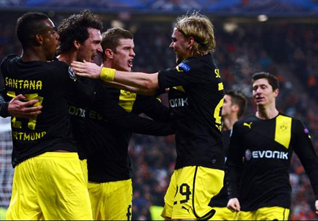Shakhtar Donetsk 2-2 Borussia Dortmund: Hummels makes amends to put Germans in pole position