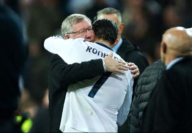 Hadapi Manchester United, Emosi Cristiano Ronaldo Campur Aduk