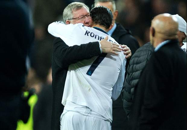 'Thanks for everything, Boss' - Cristiano Ronaldo pays tribute to Sir Alex