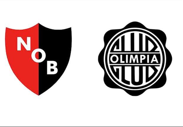 Olimpia confirmó el equipo para enfrentarse a Newell's