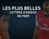 Garcia, Casillas, Gerrard ou Henry : les plus belles lettres d'adieux de la planète foot