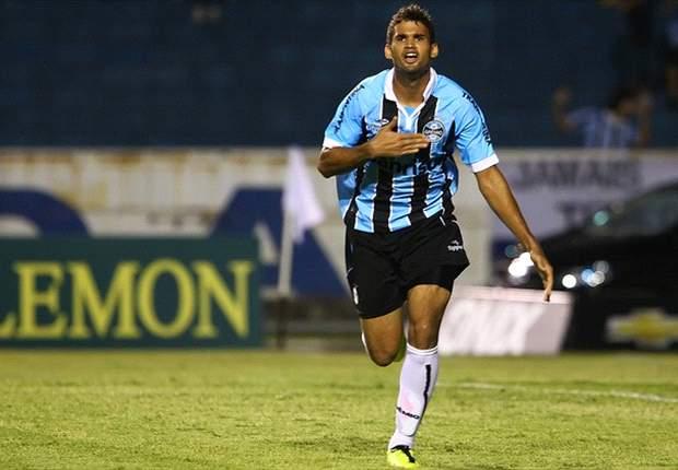 Grêmio B goleia Santa Cruz pelo Gauchão
