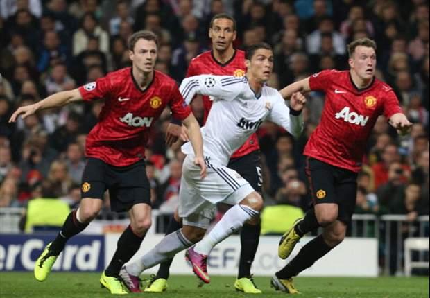 Phil Jones Sesalkan Gol Cristiano Ronaldo