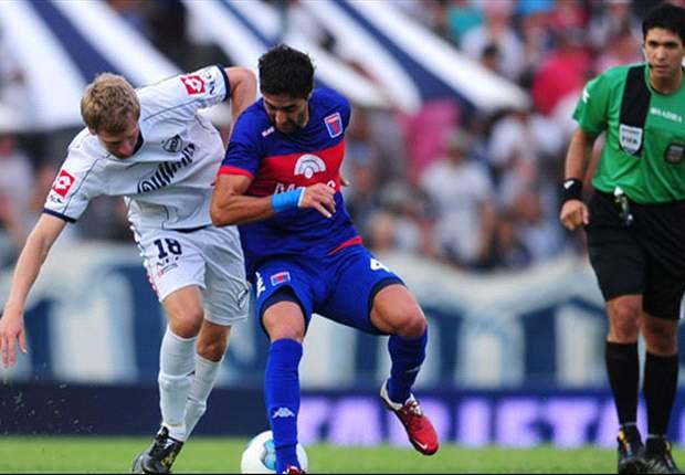 Quilmes perdió dos puntos ante Tigre